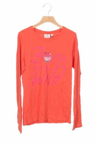 Детска блуза Tom Tailor, Размер 12-13y/ 158-164 см, Цвят Оранжев, Памук, Цена 10,92лв.