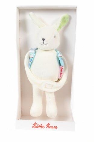 Детска играчка Kathe Kruse, Цвят Бял, 100% полиестер, Цена 25,92лв.