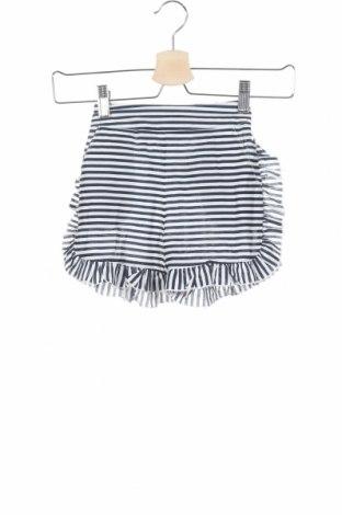 Детски къс панталон Lola Palacios, Размер 4-5y/ 110-116 см, Цвят Син, Памук, Цена 15,96лв.
