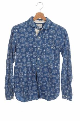 Detská košeľa , Veľkosť 12-13y/ 158-164 cm, Farba Modrá, Cena  9,45€