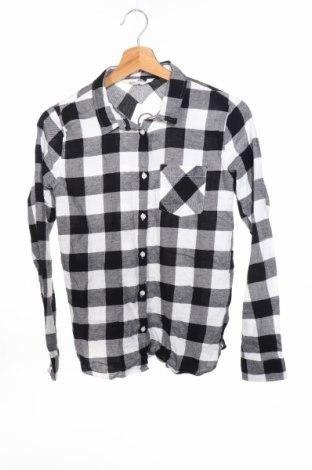Детска риза H&M, Размер 12-13y/ 158-164 см, Цвят Бял, Памук, Цена 28,00лв.