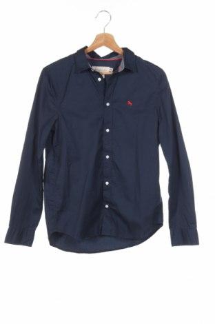 Detská košeľa  H&M L.o.g.g, Veľkosť 13-14y/ 164-168 cm, Farba Modrá, Bavlna, Cena  10,01€