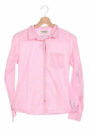 Dětská košile  Hampton Republic, Rozměr 12-13y/ 158-164 cm, Barva Růžová, Bavlna, Cena  250,00Kč