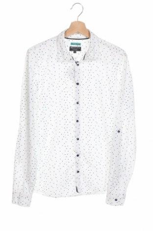 Detská košeľa  Here+There, Veľkosť 15-18y/ 170-176 cm, Farba Biela, Bavlna, Cena  8,89€
