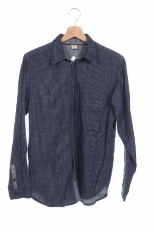 Detská košeľa  S.Oliver, Veľkosť 13-14y/ 164-168 cm, Farba Modrá, Bavlna, Cena  10,01€