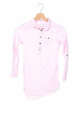 Детска рокля H&M L.o.g.g, Размер 8-9y/ 134-140 см, Цвят Розов, Памук, Цена 31,68лв.