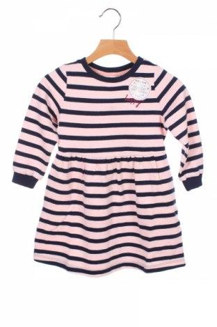 Детска рокля Review, Размер 18-24m/ 86-98 см, Цвят Син, 100% памук, Цена 35,28лв.