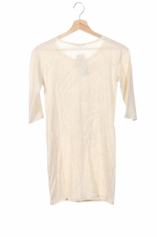 Детска рокля Sisley, Размер 10-11y/ 146-152 см, Цвят Бежов, Памук, Цена 15,20лв.