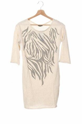Παιδικό φόρεμα Sisley, Μέγεθος 12-13y/ 158-164 εκ., Χρώμα  Μπέζ, Βαμβάκι, Τιμή 9,01€