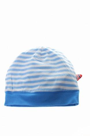 Căciulă pentru copii Chicco, Culoare Albastru, 95% bumbac, 5% elastan, Preț 51,90 Lei