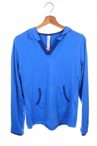 Bluză sport de copii Circuit, Mărime 14-15y/ 168-170 cm, Culoare Albastru, Poliester, elastan, Preț 71,49 Lei