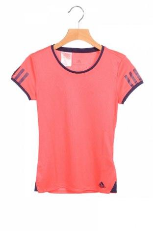 Παιδικό μπλουζάκι Adidas, Μέγεθος 8-9y/ 134-140 εκ., Χρώμα Ρόζ , Πολυεστέρας, Τιμή 10,39€