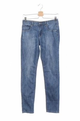 Dětské džíny  Guess, Rozměr 14-15y/ 168-170 cm, Barva Modrá, 66% bavlna, 33% polyester, 1% elastan, Cena  610,00Kč