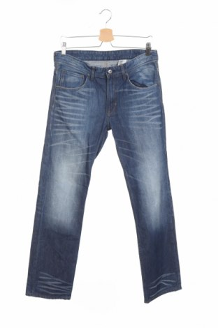 Blugi de copii H&M, Mărime 15-18y/ 170-176 cm, Culoare Albastru, 100% bumbac, Preț 81,23 Lei