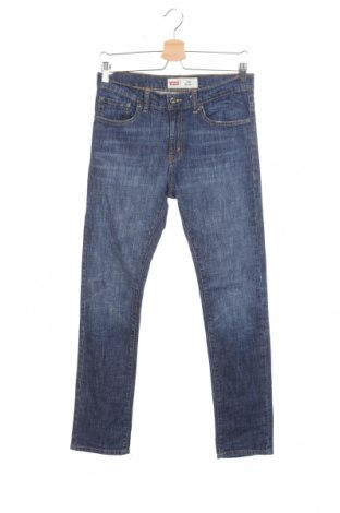 Dětské džíny  Levi's, Rozměr 15-18y/ 170-176 cm, Barva Modrá, 98% bavlna, 2% elastan, Cena  750,00Kč