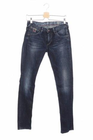 Blugi de copii Pepe Jeans, Mărime 15-18y/ 170-176 cm, Culoare Albastru, 98% bumbac, 2% elastan, Preț 116,98 Lei