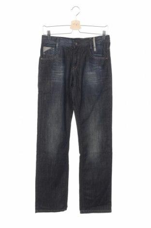 Dětské džíny  Tom Tailor, Rozměr 14-15y/ 168-170 cm, Barva Modrá, Bavlna, Cena  453,00Kč