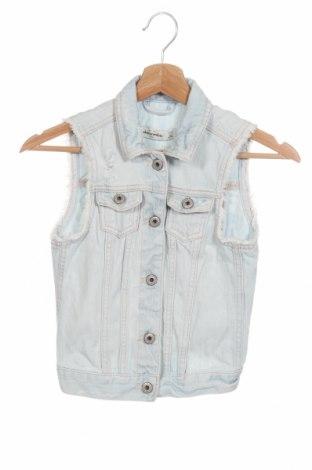 Dětská vesta  Abercrombie Kids, Rozměr 9-10y/ 140-146 cm, Barva Modrá, Bavlna, Cena  522,00Kč