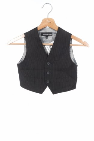 Dětská vesta  Industrie, Rozměr 2-3y/ 98-104 cm, Barva Černá, 70% polyester, 30% viskóza, Cena  250,00Kč
