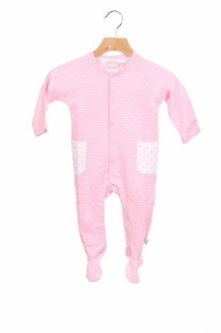 Salopetă pentru copii. Chicco, Mărime 3-6m/ 62-68 cm, Culoare Roz, Bumbac, Preț 71,84 Lei