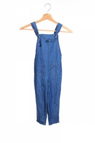 Salopetă pentru copii. Gocco, Mărime 3-4y/ 104-110 cm, Culoare Albastru, Bumbac, Preț 63,16 Lei