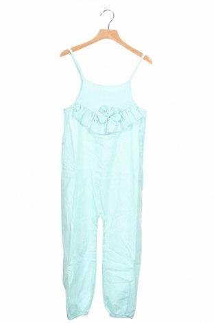 Salopetă pentru copii. Lola Palacios, Mărime 9-10y/ 140-146 cm, Culoare Albastru, Bumbac, Preț 59,69 Lei