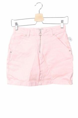 Fustă de copii Review, Mărime 10-11y/ 146-152 cm, Culoare Roz, 83% bumbac, 15% viscoză, 2% elastan, Preț 79,58 Lei