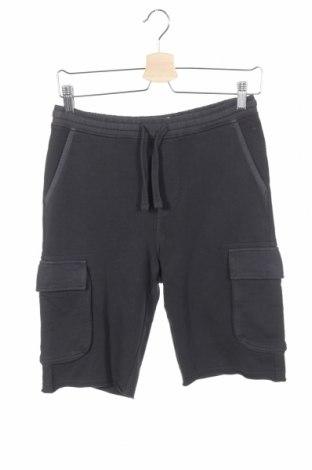 Pantaloni scurți de copii Tom Tailor, Mărime 11-12y/ 152-158 cm, Culoare Gri, Preț 68,21 Lei