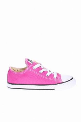 Încălțăminte pentru copii Converse, Mărime 25, Culoare Roz, Textil, Preț 207,89 Lei