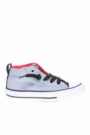 Încălțăminte pentru copii Converse, Mărime 27, Culoare Albastru, Textil, Preț 231,58 Lei