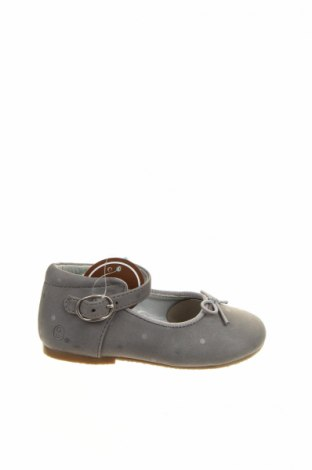Detské topánky  Obaibi, Veľkosť 21, Farba Sivá, Eko koža , Cena  15,59€