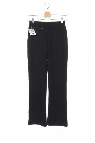 Παιδικό παντελόνι, Μέγεθος 11-12y/ 152-158 εκ., Χρώμα Μαύρο, Πολυεστέρας, βαμβάκι, Τιμή 20,36€