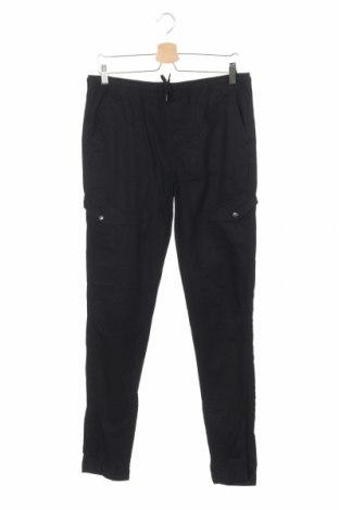 Παιδικό παντελόνι Wesc, Μέγεθος 14-15y/ 168-170 εκ., Χρώμα Μαύρο, Βαμβάκι, Τιμή 24,82€