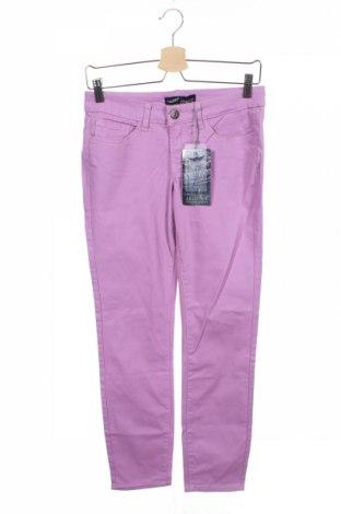 Dziecięce spodnie Arizona, Rozmiar 15-18y/ 170-176 cm, Kolor Fioletowy, 97% bawełna, 3% elastyna, Cena 21,25zł
