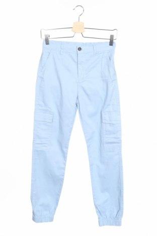 Παιδικό παντελόνι Defacto, Μέγεθος 10-11y/ 146-152 εκ., Χρώμα Μπλέ, Βαμβάκι, Τιμή 21,00€
