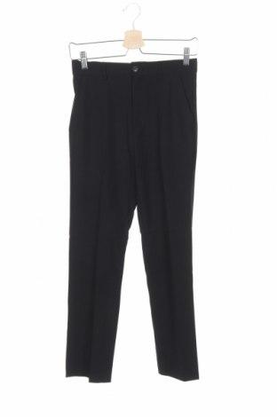 Dětské kalhoty  Jacob & Co, Rozměr 11-12y/ 152-158 cm, Barva Černá, Polyester, Cena  375,00Kč