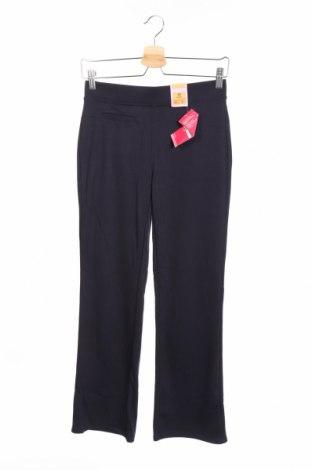 Παιδικό παντελόνι Marks & Spencer, Μέγεθος 11-12y/ 152-158 εκ., Χρώμα Μπλέ, 71% πολυεστέρας, 27% βισκόζη, 2% ελαστάνη, Τιμή 22,91€