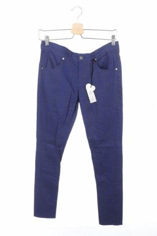 Παιδικό παντελόνι Urban Denim, Μέγεθος 14-15y/ 168-170 εκ., Χρώμα Μπλέ, 99% βαμβάκι, 1% ελαστάνη, Τιμή 26,73€