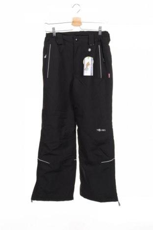 Детски панталон за зимни спортове Trollkids, Размер 15-18y/ 170-176 см, Цвят Черен, Полиестер, Цена 57,85лв.