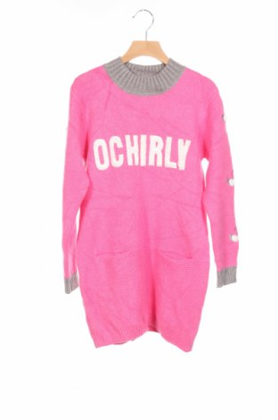 Παιδικό πουλόβερ, Μέγεθος 10-11y/ 146-152 εκ., Χρώμα Ρόζ , 50% βισκόζη, 30% πολυαμίδη, 20% άλλα υφάσματα, Τιμή 14,19€