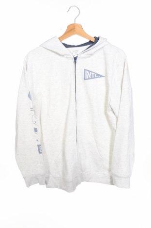 Dětská mikina  Clothing & Co, Rozměr 15-18y/ 170-176 cm, Barva Šedá, 65% polyester, 35% bavlna, Cena  406,00Kč