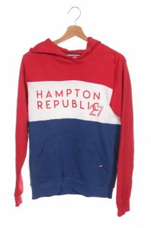 Dětská mikina  Hampton Republic, Rozměr 14-15y/ 168-170 cm, Barva Vícebarevné, 80% bavlna, 20% polyester, Cena  360,00Kč