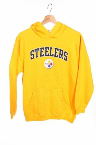 Dziecięca bluza Nfl Team, Rozmiar 14-15y/ 168-170 cm, Kolor Żółty, 80% bawełna, 20% poliester, Cena 51,30zł
