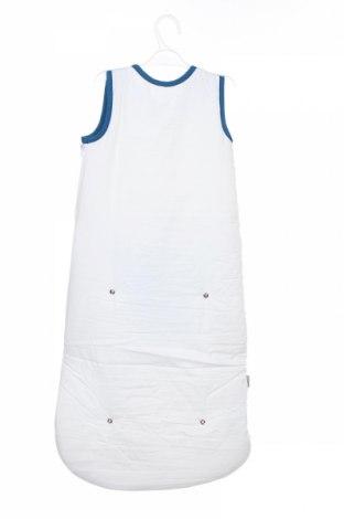 Детско чувалче Naf Naf, Размер 12-18m/ 80-86 см, Цвят Бял, 100% памук, Цена 53,76лв.
