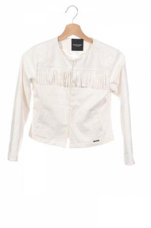 Детско сако Marciano, Размер 8-9y/ 134-140 см, Цвят Бял, 92% полиестер, 8% еластан, Цена 69,50лв.