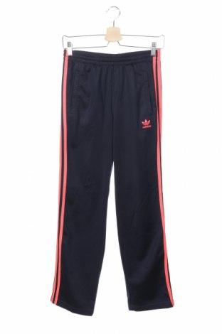 Παιδική κάτω φόρμα Adidas, Μέγεθος 13-14y/ 164-168 εκ., Χρώμα Μπλέ, Πολυεστέρας, Τιμή 15,43€