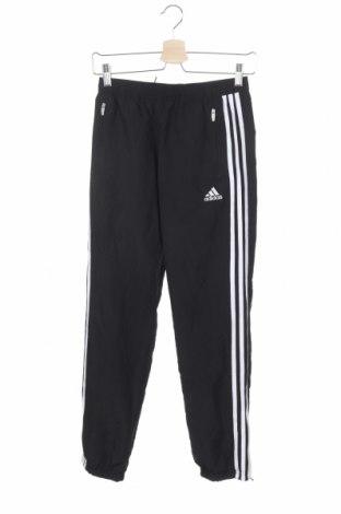 Παιδική κάτω φόρμα Adidas, Μέγεθος 9-10y/ 140-146 εκ., Χρώμα Μαύρο, Πολυεστέρας, Τιμή 13,58€