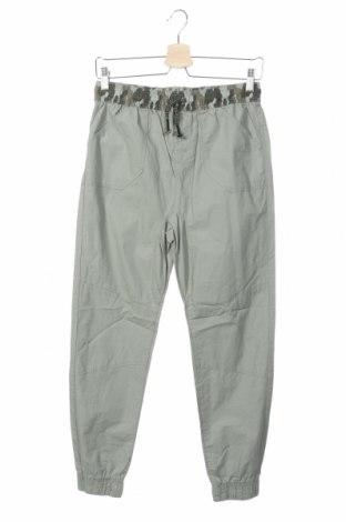 Pantaloni trening de copii Anko, Mărime 14-15y/ 168-170 cm, Culoare Verde, Bumbac, Preț 90,98 Lei