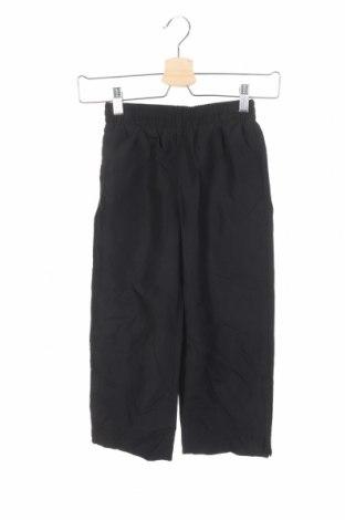 Pantaloni trening de copii Clothing & Co, Mărime 5-6y/ 116-122 cm, Culoare Negru, Poliester, Preț 90,98 Lei