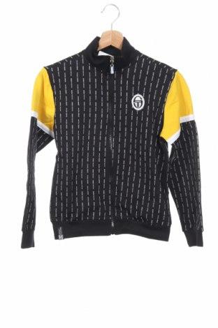 Παιδική πάνω φόρμα Sergio Tacchini, Μέγεθος 10-11y/ 146-152 εκ., Χρώμα Μαύρο, 95% βαμβάκι, 5% ελαστάνη, Τιμή 15,88€